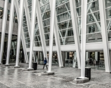 Pillars of Brookfield Place