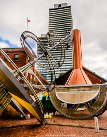 Public Art at the Distillery District