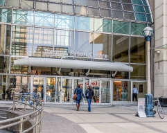 The Eaton Centre in Toronto