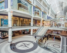 Eaton Center Interior