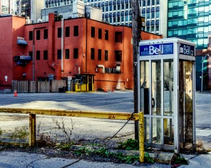 The Iconic Telephone Booth