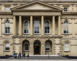 Osgoode Hall in Toronto