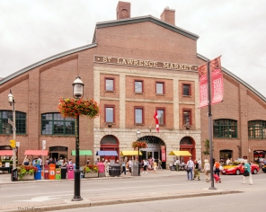 The St.Lawrence Market