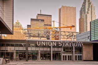 Union Station in Toronto