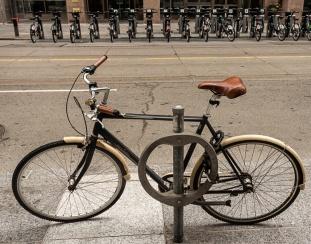 wbbike parked